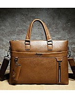 Men PU Casual Shoulder Bag / Tote