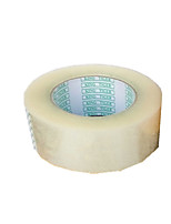 Two 4.4Cm * 2.3Cm Transparent Sealing Tapes Per Pack