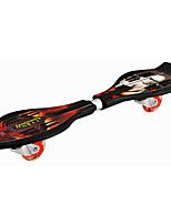 Classic Skateboard(70*51mm) Red/Blue
