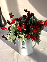 Hi-Q 1Pc Decorative Flowers Wedding  Home Table Decoration Artificial Flowers