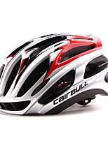 Casque Vélo(Blanc / Vert / Rouge / Noir / Bleu,PC / EPS)-deUnisexe-Cyclisme / Cyclisme en Montagne Sports 24 Aération L : 59-63cm