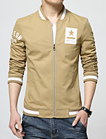 2016 spring wear long sleeved jacket Mens Korean men's clothing general youth jacket