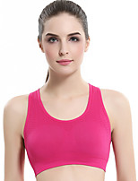 Full Coverage Bras Sports Shockproof  Yoga Running Gather Quick-drying Underwear No Rims  Sleep Nursing Racerback