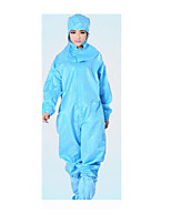 Anti Static Integrated  Clean  Work  Clothes