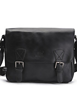 Men PU Casual / Office & Career Shoulder Bag