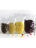 Transparent Bag Leisure Food Packaging Bag Wolfberry Clip Chain Sealed Stand Bag
