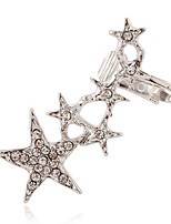 Earring Star / Others Jewelry Women Hip-Hop / Sexy / Fashion / Bohemia Style / Punk Style Wedding / Party / Daily / Casual Alloy 1pcGold