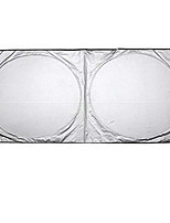 Automotive Interior Coated With Silver Fabric,Insulation, Former Block, Glass, General Sun Gear Double Coil Front Block
