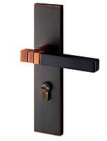 Dorlink® Red Ancient Bronze Keyed Entry Door Lock Golden