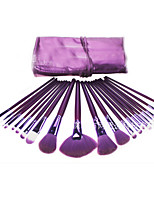21 Makeup Brushes Set Nylon Portable Plastic Face Others