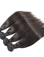 Brazilian Virgin Hair Straight 4 Bundles Lot Grade 6A 100% Unprocessed Human Hair Straight Brazilian Straight Hair