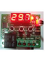 Регулятор температуры (штекер в DC-12v; Диапазон рабочих температур: -50-110 ℃)