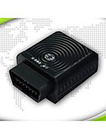 tc68s sencilla interfaz de tipo de instalación de posicionamiento GPS del coche OBD