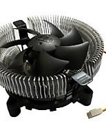разгон три Bluebird 3 настольного процессора вентилятор радиатора Intel / AMD общей платформы немой