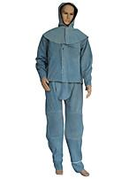 сварщики куртки изоляция от горячей одежды Комбинезон страхования труда защитная оболочка механическую обработку строительства