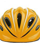 Casque Vélo(Jaune / Rouge / Bleu / Pêche,PC / EPS)-deEnfant-Cyclisme / Cyclotourisme / Patin à glace N/C 12 AérationM: 55-58CM / S: