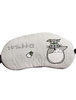 Cute Cartoon Grey Game Wear Eyeshade Sleep Ice Compress Care Eye Mask Pattern (Random)