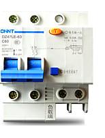 CHINT DZ47LE 2P C6-C60A Miniature Circuit Breaker