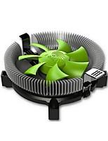 небесный полюс ветра диана радиатор центрального процессора мультиплатформенный Intel 775/1155/1156 / AMD процессор вентилятор