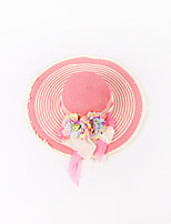 OUFULGA Summer Korean Version Big Hat Sunscreen Sun Hat Beach Cap