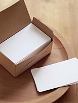 Schule / Multifunktion Wort-Karten Papier,1 Packs