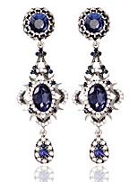 1pair/BlueHoop Earrings forWomen
