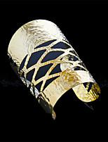 Bangles 1pc,Golden Bracelet Fashionable Others 514 Alloy Jewellery