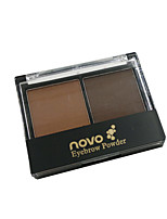 Solid Double Color Eyebrow Powder(4 Selectable Colors)