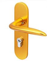 Dorlink® Contemporary Alumnium Keyed Entry Door Lock Golden