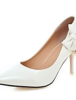 Women's Heels Spring / Summer / Fall Heels / Platform / Round Toe Synthetic  / LeatheretteWedding / Office & Career /