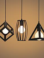 5 Pendelleuchten ,  Retro Korrektur Artikel Feature for Ministil Metall Wohnzimmer / Schlafzimmer / Esszimmer