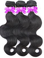 3Pcs/Lot Virgin Malaysian Body Wave Hair Extensions 3 Bundles Unprocessed Human Hair Weave Weft Hair