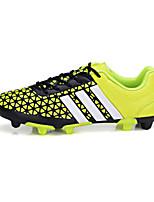 Per bambino-scarpe da ginnastica-Sportivo-Comoda-Piatto-Tulle / PU (Poliuretano)-Nero / Blu / Verde / Arancione