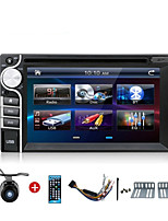 Lärm 2 6.2 Zoll Auto-DVD-Player Fenster ce6.0 os universal Autoradio in dash bt Stereo-Video-SWC