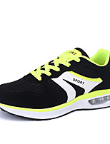 Men's Shoes Outdoor Fashion Sports Shoes Leisure Microfiber Fabric Shoes Blue / Black / Green