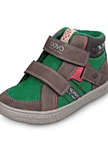 Boy's Sneakers Spring / Fall / Winter Comfort PU / Suede Casual Flat Heel Magic Tape Green Others