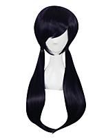 Perruques de Cosplay Aime la vie Nozomi Tōjō Violet Moyen / Droite Anime Perruques de Cosplay 70 CM Fibre synthétique Féminin