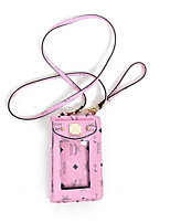 Для женщин Полиуретан На каждый день / Для отдыха на природе Мобильный телефон сумка