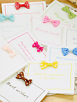 Non-personalized Flat Card Wedding Invitations Greeting Cards-1 Piece/Set Artistic Style Hard Card Paper