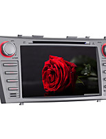 8'' Quad Core Android 5.1 Car DVD Player for Toyota Camry 2007~2011 GPS Navigation 1024*600 Radio Audio