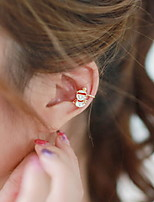 Earring Others Jewelry Women Fashion Daily / Casual Alloy 1pc White