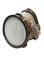 polvo tóxico traje de protección respiratoria de 10 sistemas / respiradores de cartón pequeño, ligero, fácil desaparecer