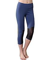 Yoga-Hose Trainingsanzug Atmungsaktiv / Hohe Atmungsaktivität (>15,001g) / Komfortabel / Videokompression Normal Hochelastisch