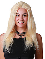 100% Human Virgin Hair 10-26 Inch 613# Bleach Blonde Natural Straight U or V Part Lace Front Wig With Baby Hair