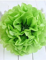 Eco-friendly Material Wedding Decorations-1Piece/Set Petals Wedding Classic ThemeWhite / Lilac / Pink / Green / Blue