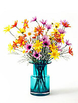 Hi-Q 1Pc Decorative Flowers Real For Wedding Home Table Decoration Daisies Artificial Flowers