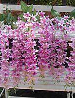 1 1 Ramo Tessuto sintetico / Plastica altro Ghirlande e fiori da appendere Fiori Artificiali 25.59Inch/65cm