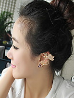 Earring Animal Shape Jewelry Women Fashion Daily / Casual Alloy 1 pair Gold