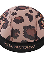 Brown leopard Caps Cycling Outdoors Pirates Headband Mountain Road Cycling Sport Cap