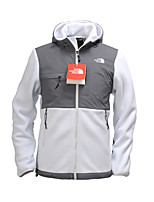 The North Face Men's Denali Fleece Hoodie Jacket Camping Hiking Outdoor Sports Trekking Full Zipper Jackets